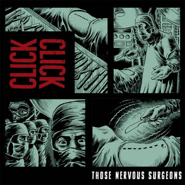 Click Click - Those Nervous Surgeons CD-2+Book Box