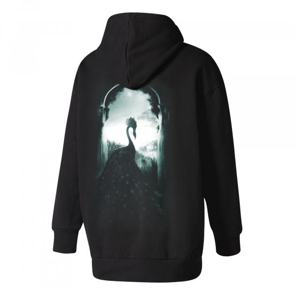 Alcest - Les Voyages De L'Âme 2015 Hooded Sweater | M | black