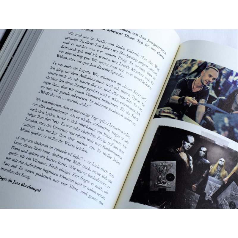 Adam Nergal Darski - Beichten eines Ketzers Book