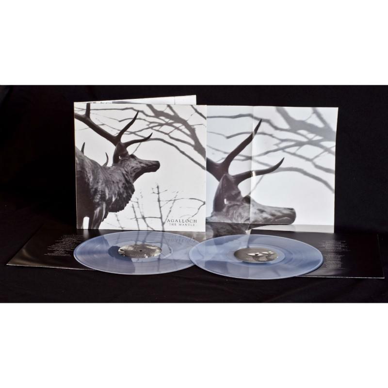 Agalloch - The Mantle Vinyl 2-LP Gatefold  |  transparent
