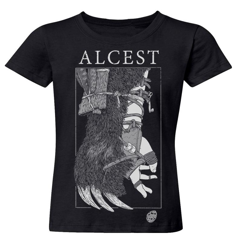 Alcest - Oiseaux De Proie T-Shirt  |  XXL  |  black