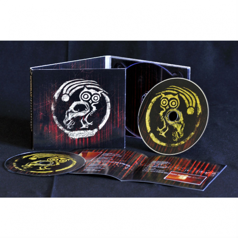 Autumnblaze - Words Are Not What They Seem CD-2 Digipak