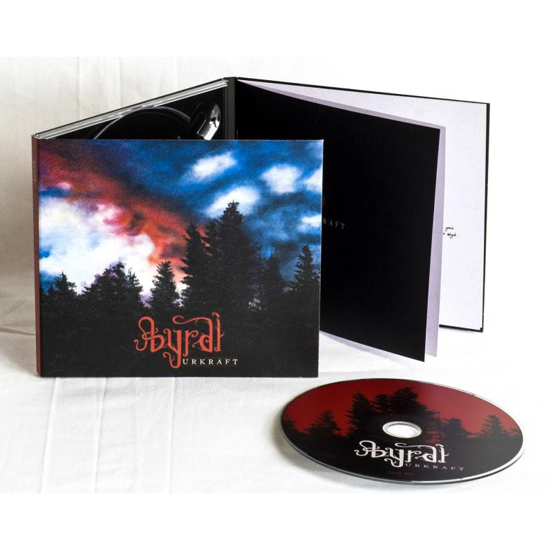 Byrdi - Ansur: Urkraft CD Digipak
