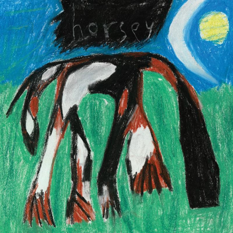 Current 93 - Horsey (Original Master Tape Edition) Vinyl 2-LP     Sky Blue