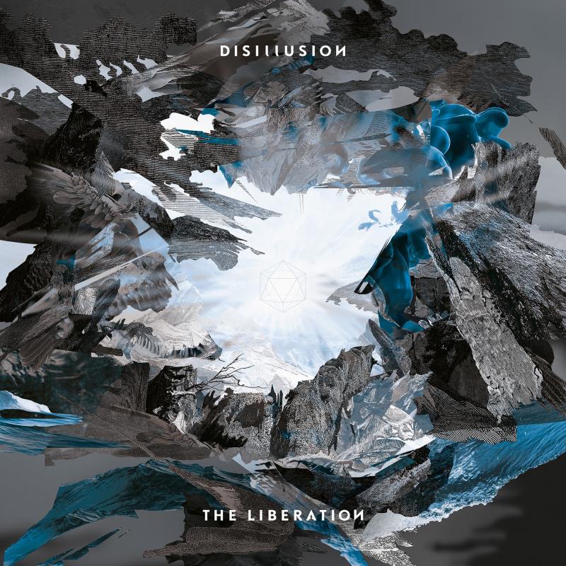 Disillusion - The Liberation Vinyl 2-LP Gatefold     Black