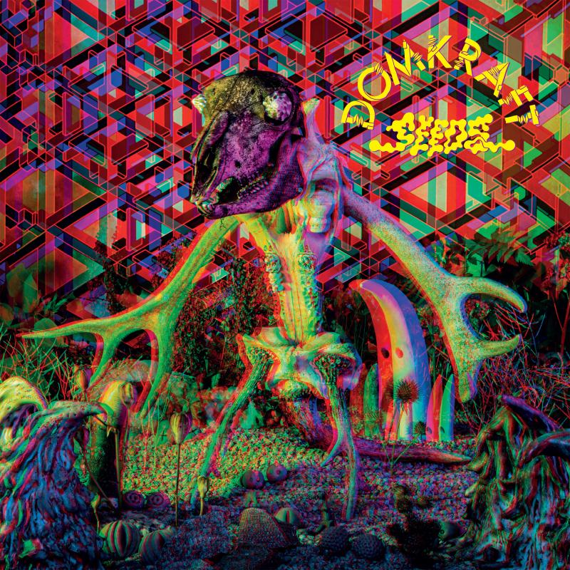 Domkraft - Seeds CD Digisleeve