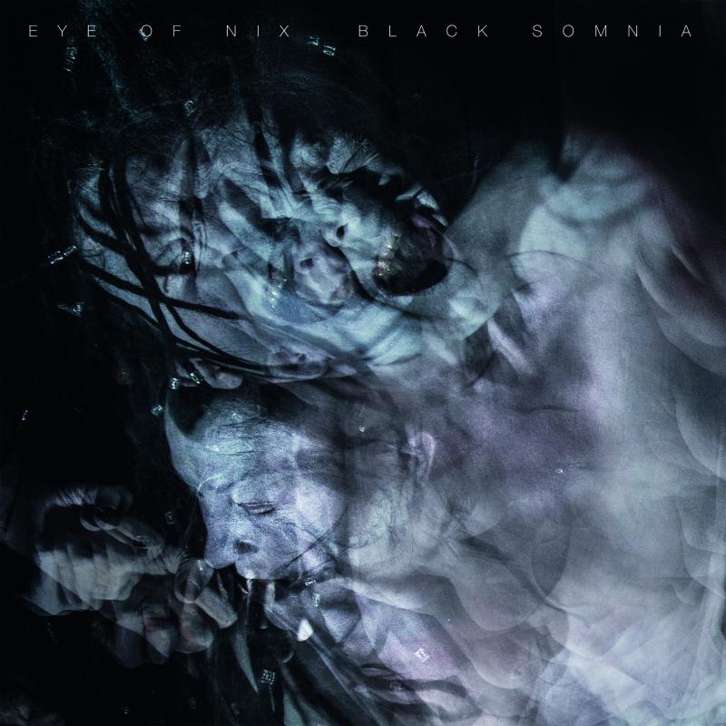 Eye Of Nix - Black Somnia Vinyl LP     Black