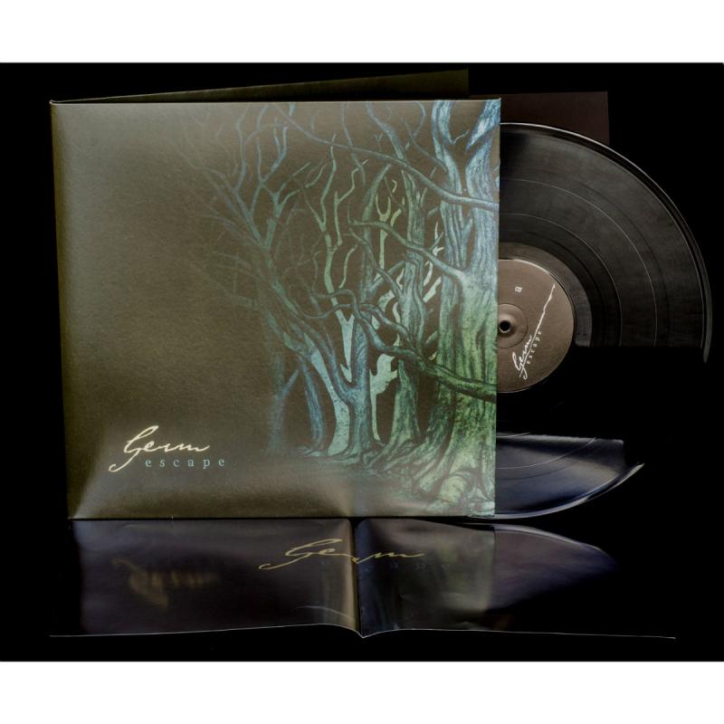 Germ - Escape Vinyl Gatefold LP  |  black