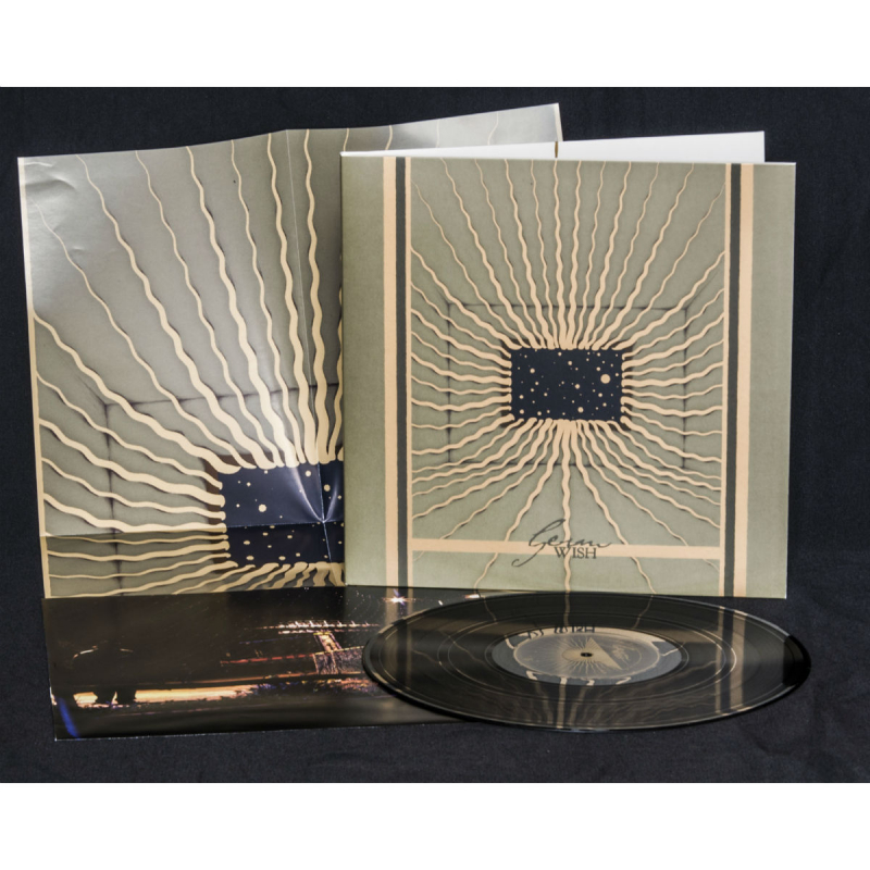 Germ - Wish Vinyl Gatefold LP  |  black