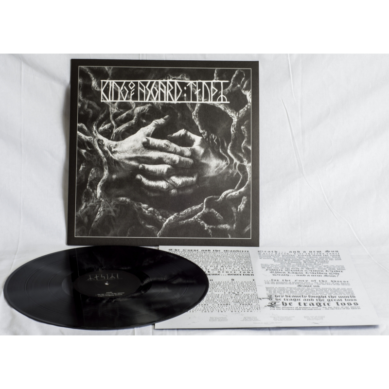 King Of Asgard - :taudr: Vinyl LP     black