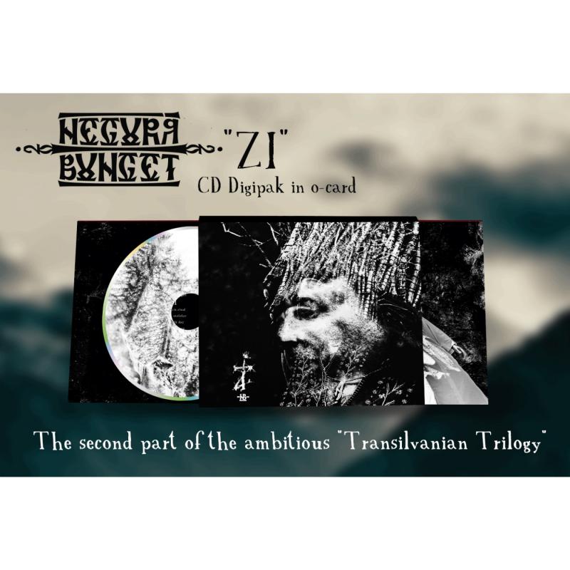 Negura Bunget - ZI CD Digipak