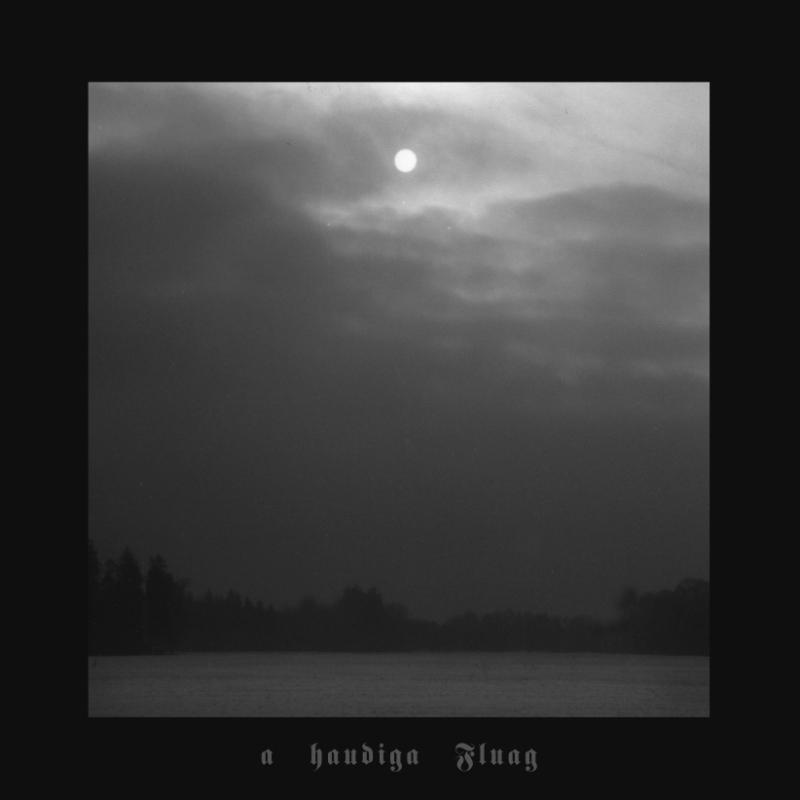 Paysage d'Hiver - Schwarzä Feus & schwarzäs Isä / Lunar Aurora - A Haudiga Fluag Vinyl LP  |  Black