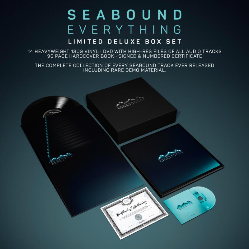 Seabound - Everything Vinyl Box  |  black