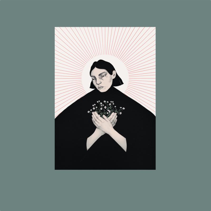 Sleep Moscow - Of the Sun Vinyl LP  |  White/Silver