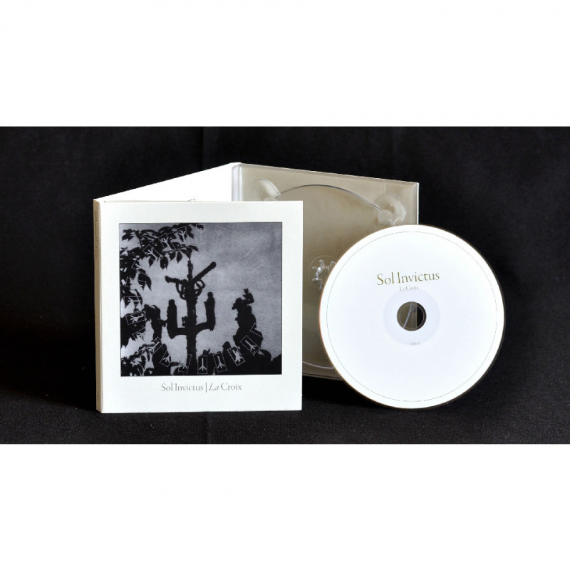 Sol Invictus - La Croix CD Digipak