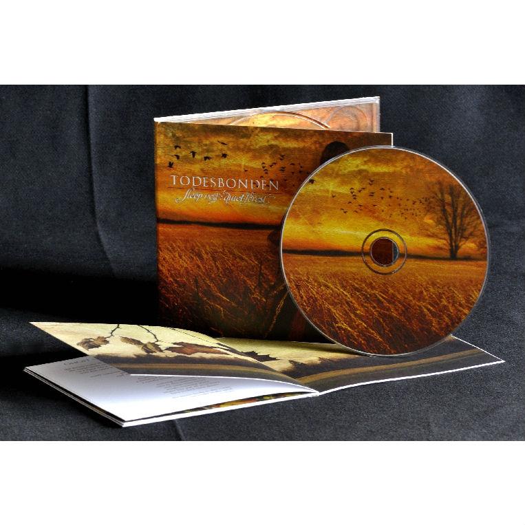 Todesbonden - Sleep Now, Quiet Forest CD Digipak