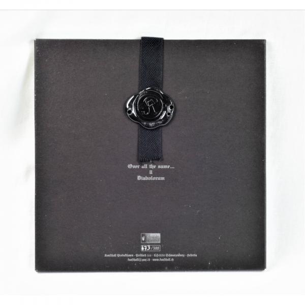 "Nefarious - Diabolorum Vinyl 7"" | Black"