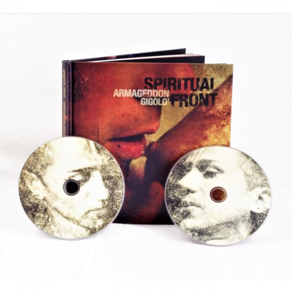 Spiritual Front - Armageddon Gigolo Book 2-CD