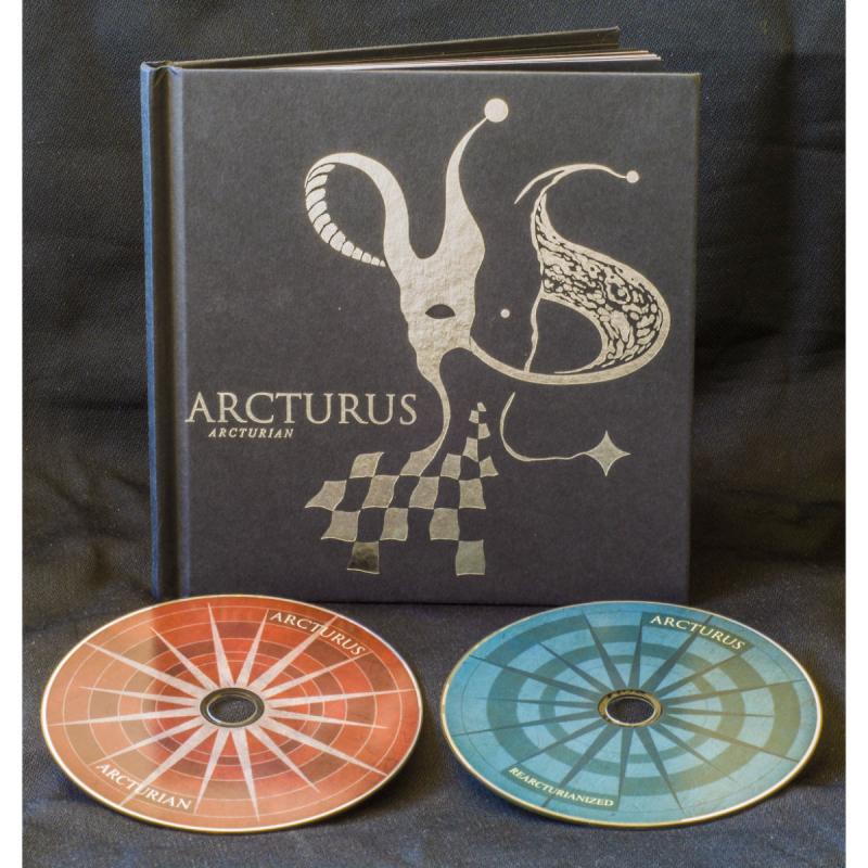 Arcturus - Arcturian Complete Box + TP