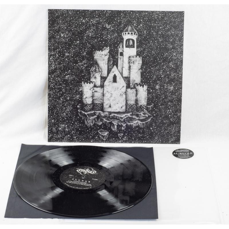 Aureole - Alunar Vinyl LP     Black