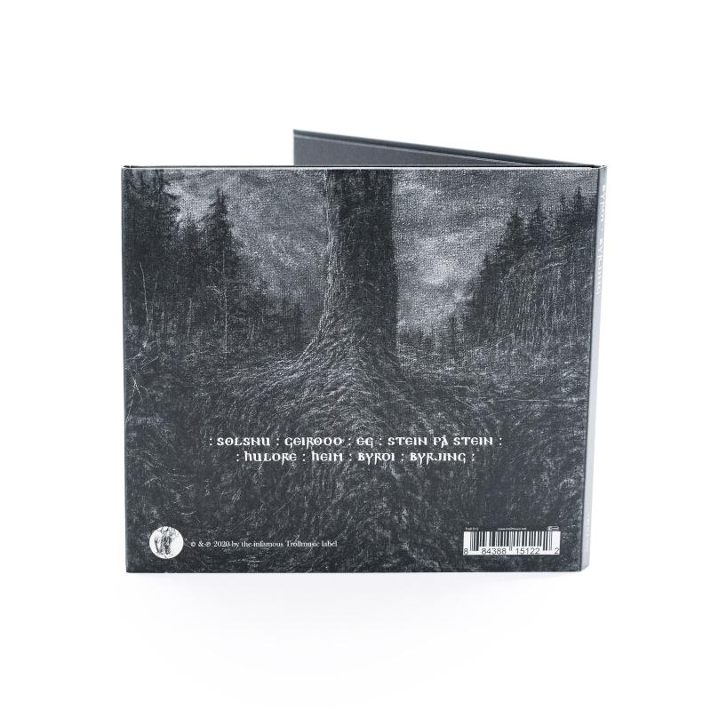 Byrdi - Byrjing CD Digipak