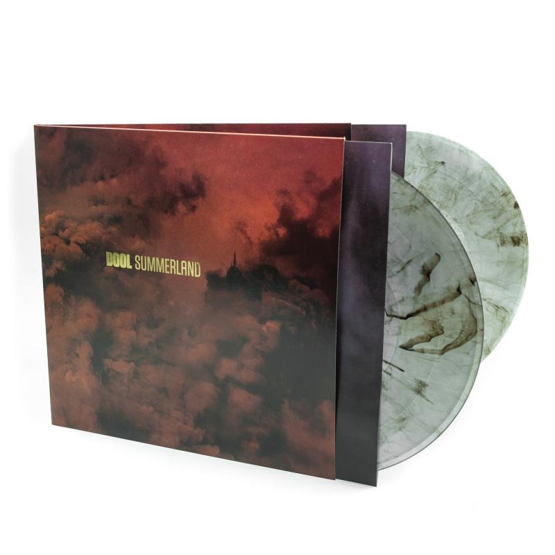 Dool - Summerland Vinyl 2-LP Gatefold  |  Clear-black marble