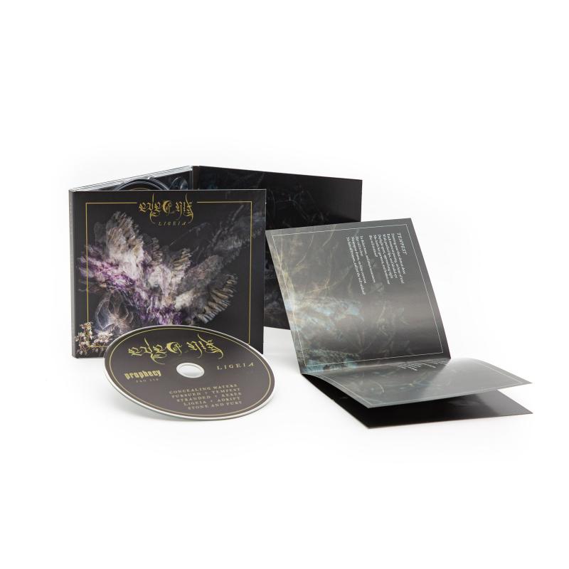 Eye Of Nix - Ligeia CD Digipak