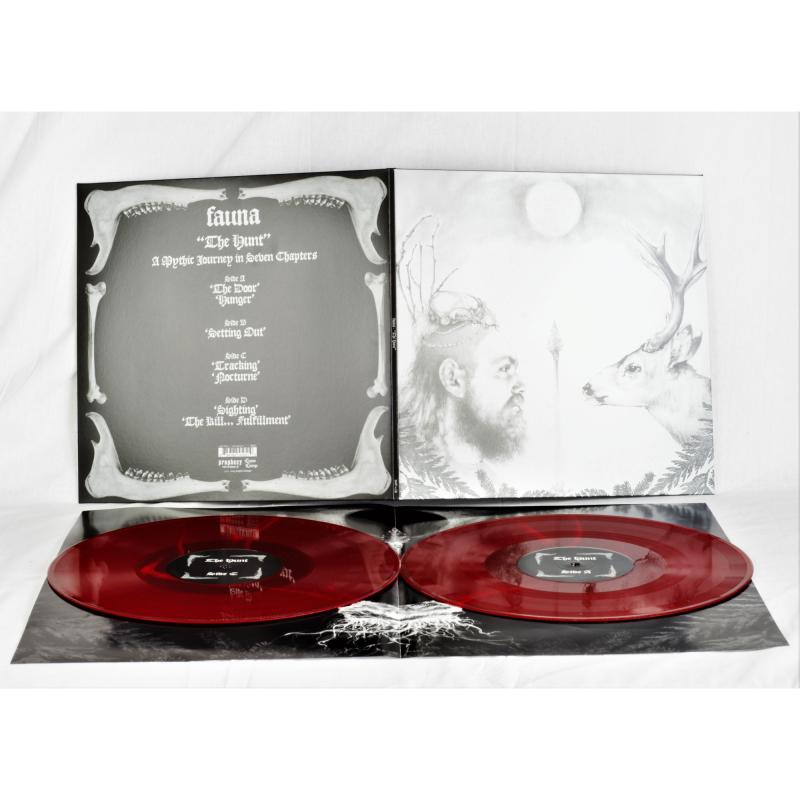 Fauna - The Hunt Vinyl 2-LP Gatefold     Red