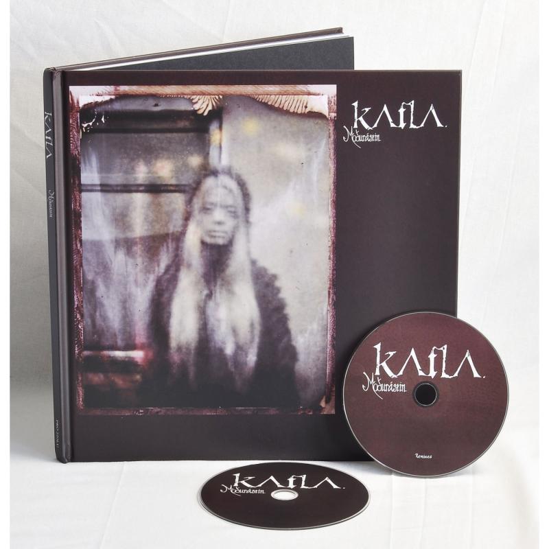 Katla - Mó∂urástin Artbook 2-CD