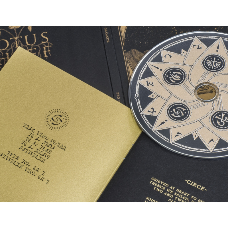 Lotus Thief - Gramarye Vinyl 2-LP Gatefold     black