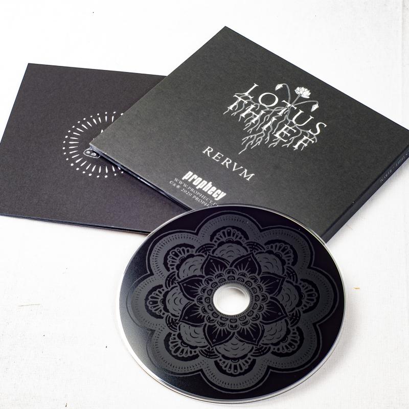 Lotus Thief - Rervm CD Digipak