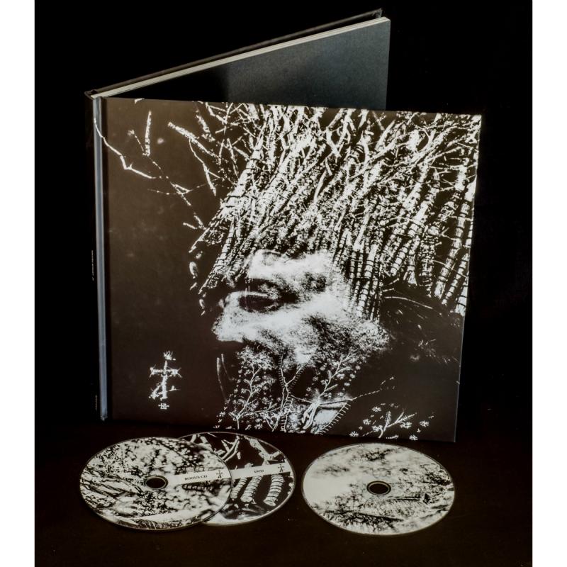 Negura Bunget - ZI Artbook 2CD+DVD