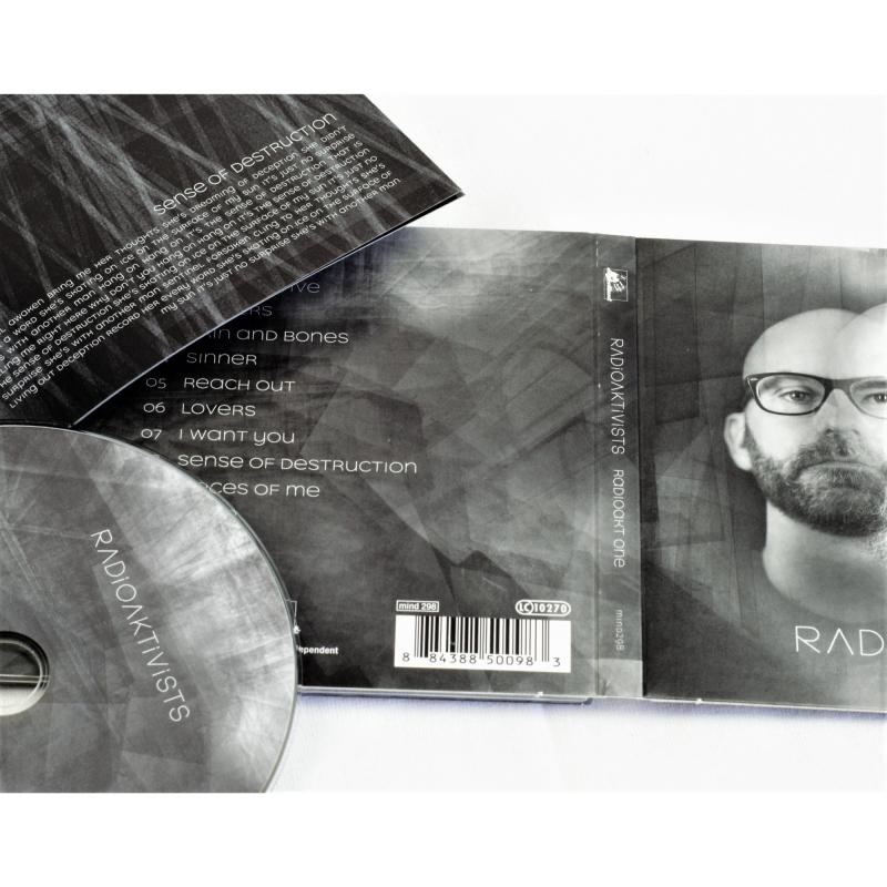 Radioaktivists - Radioakt One CD Digipak