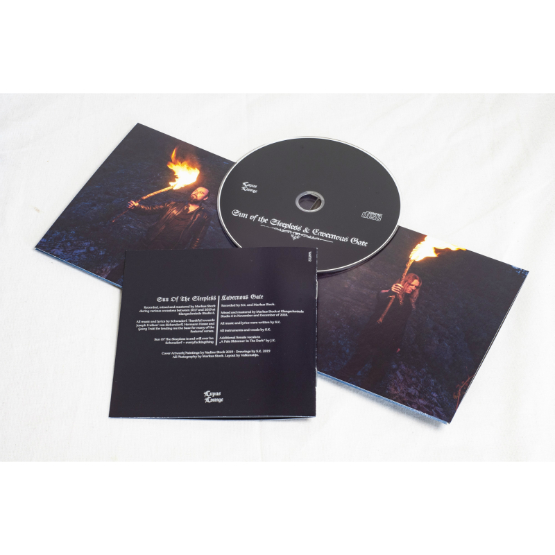 Sun Of The Sleepless - Sun Of The Sleepless / Cavernous Gate CD Digipak