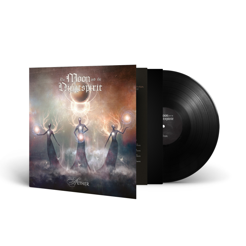 The Moon And The Nightspirit - Aether Vinyl Gatefold LP     Black
