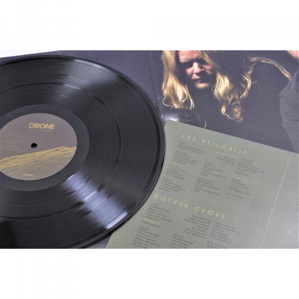 Crone - Godspeed Vinyl Gatefold LP   black