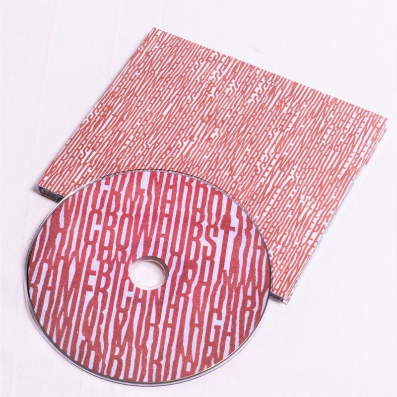 Crowhurst - Crowhurst and Gavin Bryars present Incoherent American Narrative CD Digisleeve