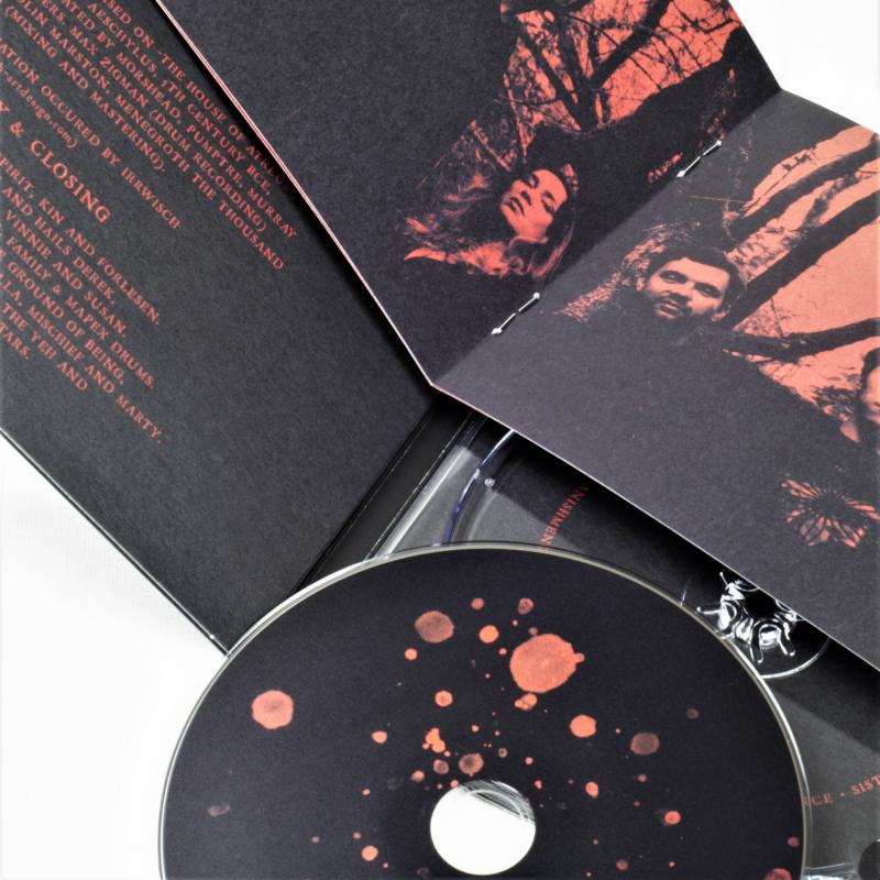 Lotus Thief - Oresteia CD Digipak