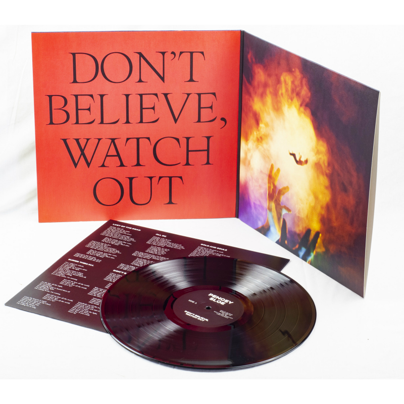 Pencey Sloe - Don't Believe, Watch Out Vinyl Gatefold LP  |  Black