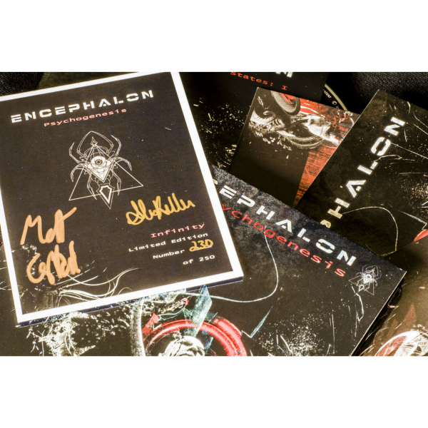 Encephalon - Psychogenesis CD-2 Box
