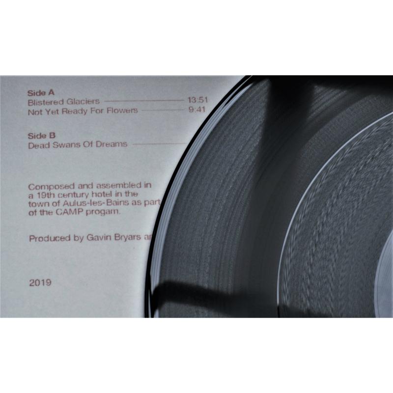 Crowhurst - Crowhurst and Gavin Bryars present Incoherent American Narrative Vinyl Gatefold LP     Black