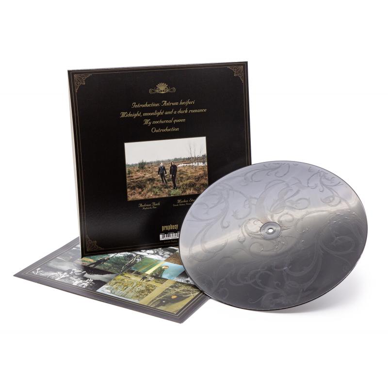 Empyrium - Der Wie Ein Blitz Vom Himmel Fiel Vinyl LP     Black