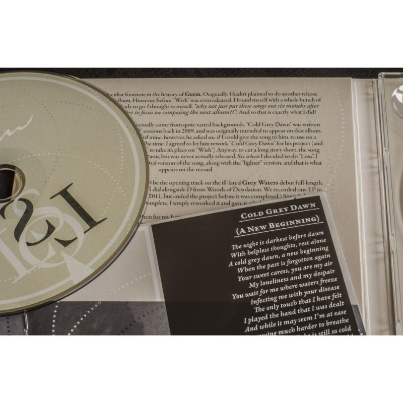 Germ - Loss CD Digipak