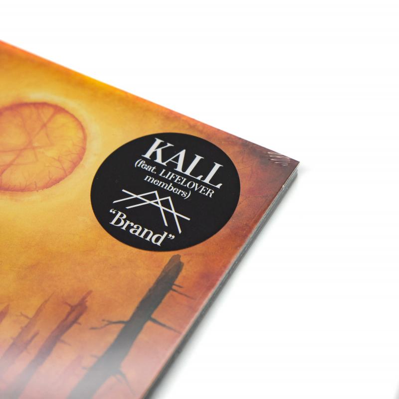 Kall - Brand CD Digipak