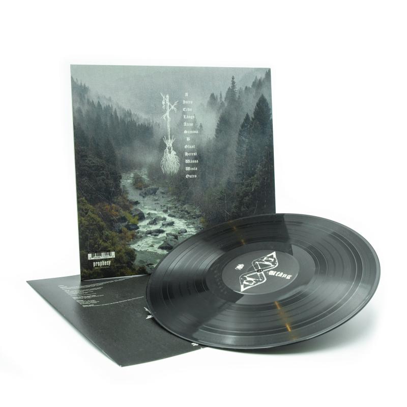 Perchta - Ufång Vinyl LP  |  Black