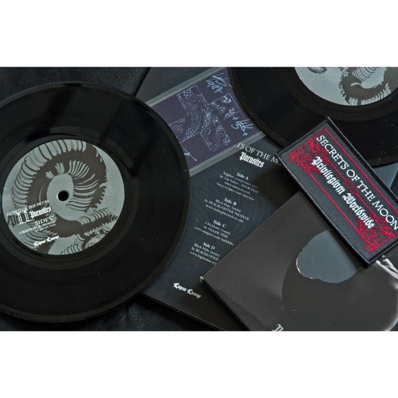 Secrets Of The Moon - Privilegivm CD Digipak