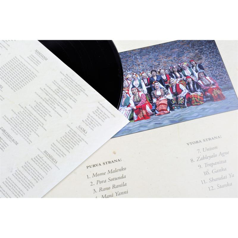 The Mystery Of The Bulgarian Voices feat. Lisa Gerrard - BooCheeMish Vinyl LP     black     PRO 228 LP