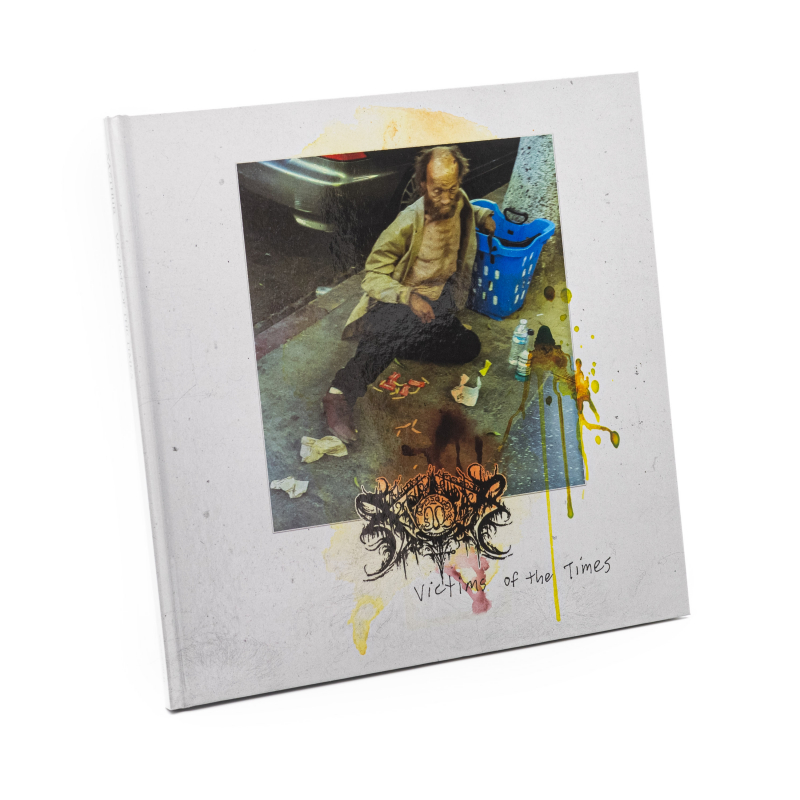 Xasthur - Victims of the Times Artbook 2-CD