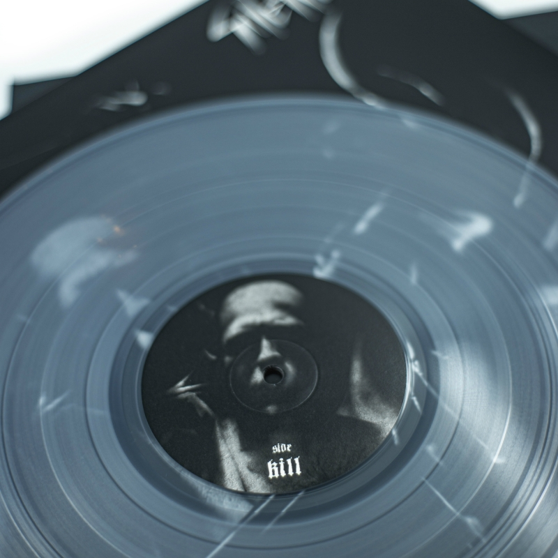 Silencer - Death, Pierce Me Vinyl Gatefold LP     Clear